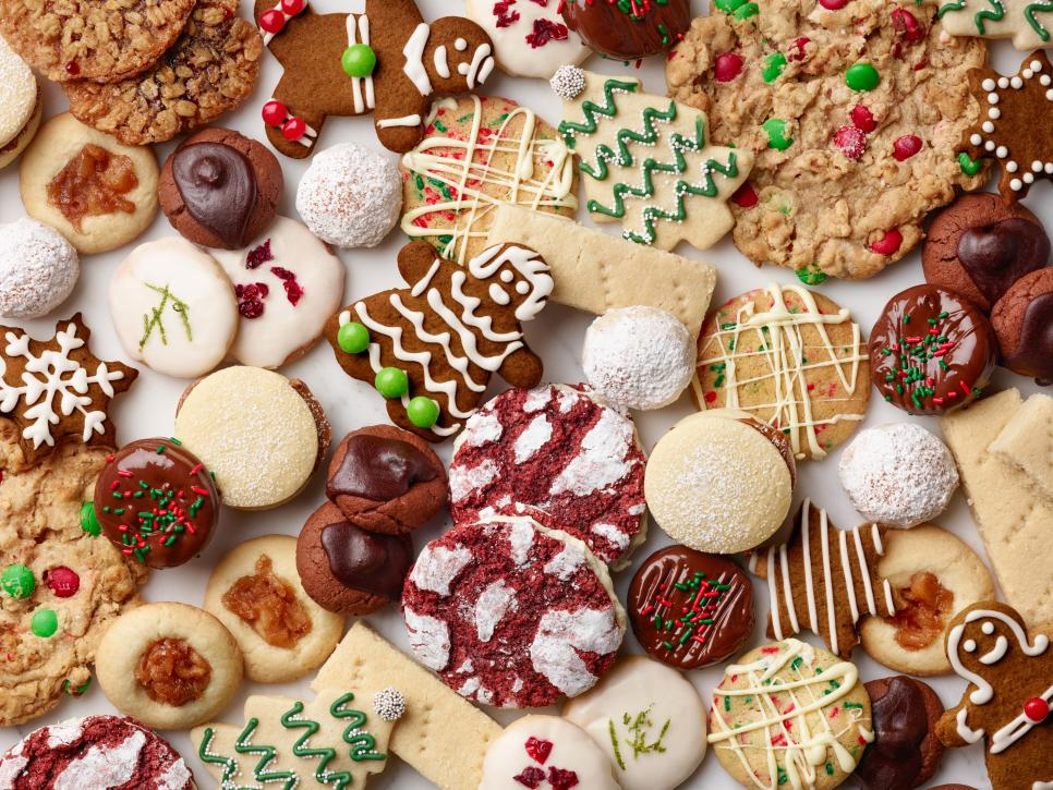 New Christmas Cookie Recipes 2018